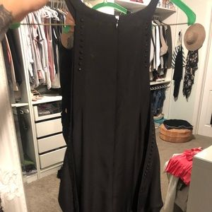 Marciano black cocktail dress